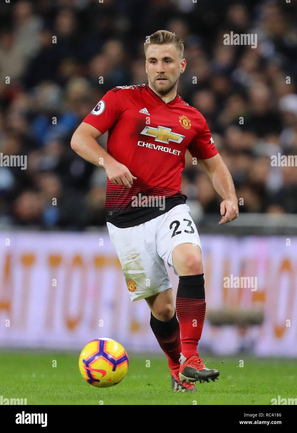 Luke Shaw Manchester United Stock S & Luke Shaw