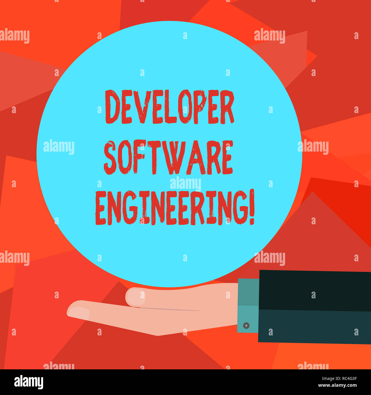 Word Writing Text Developer Software Engineering Business Concept For Forming Software Base On Engineering Standard Hu Analysis Hand In Suit Offering Stock Photo Alamy