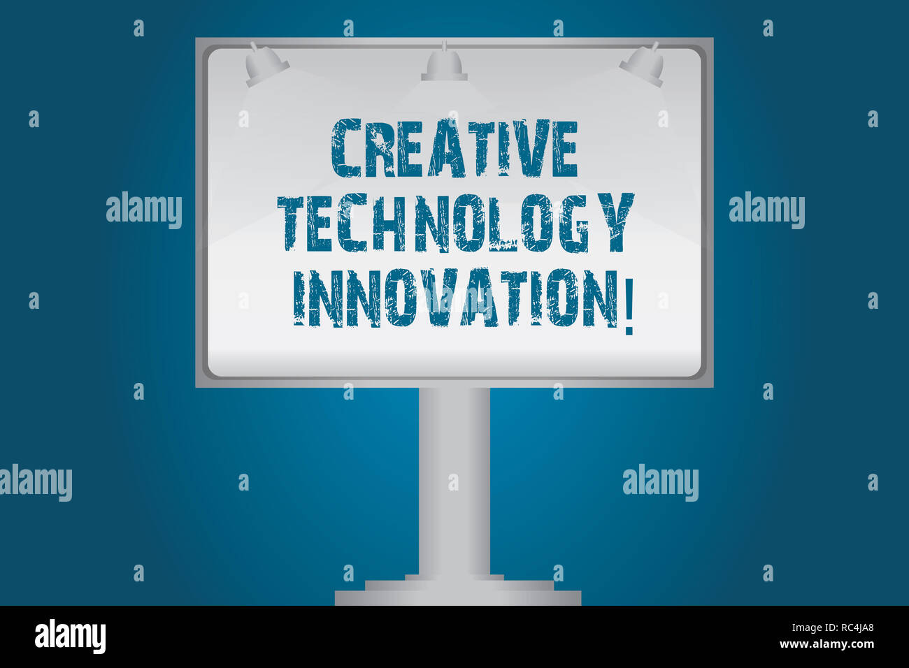 Handwriting Text Creative Technology Innovation Concept Meaning
