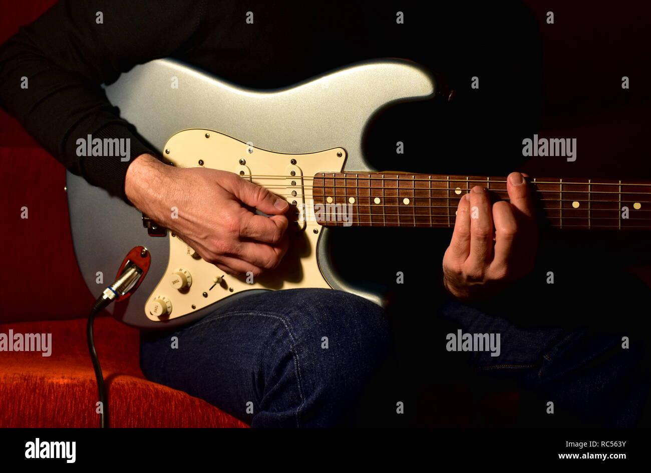 Guitar Brand Stock Photos & Guitar Brand Stock Images - Alamy