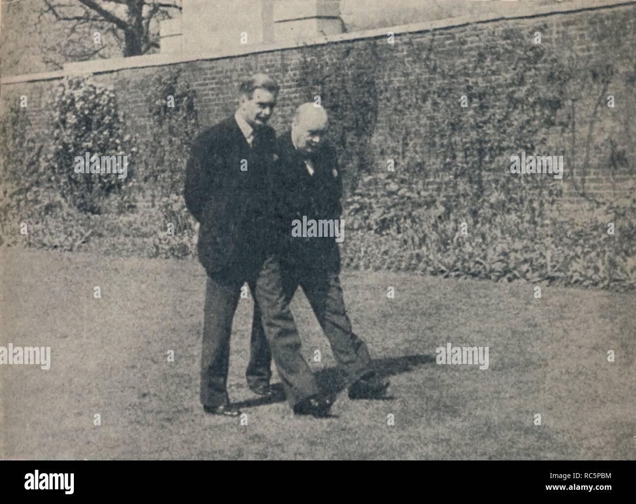 3ebecb286d60e The Prime Minister Sir Anthony Eden Stock Photos   The Prime ...