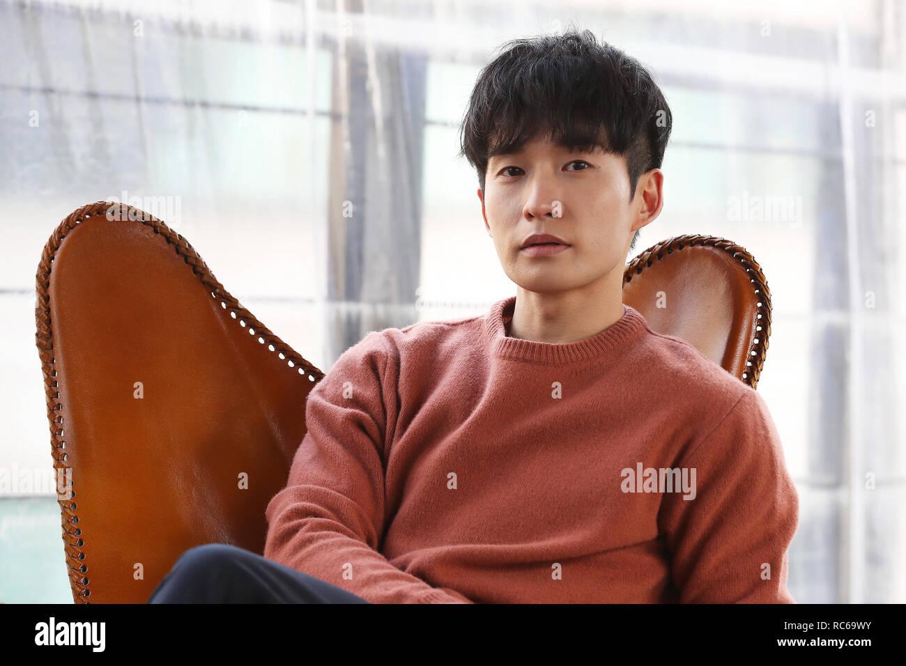14th Jan, 2019  S  Korean actor Ryu Duk-hwan South Korean