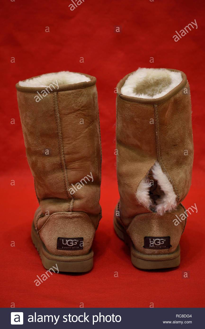 b01c58ac151 Ugg Boots Stock Photos & Ugg Boots Stock Images - Alamy