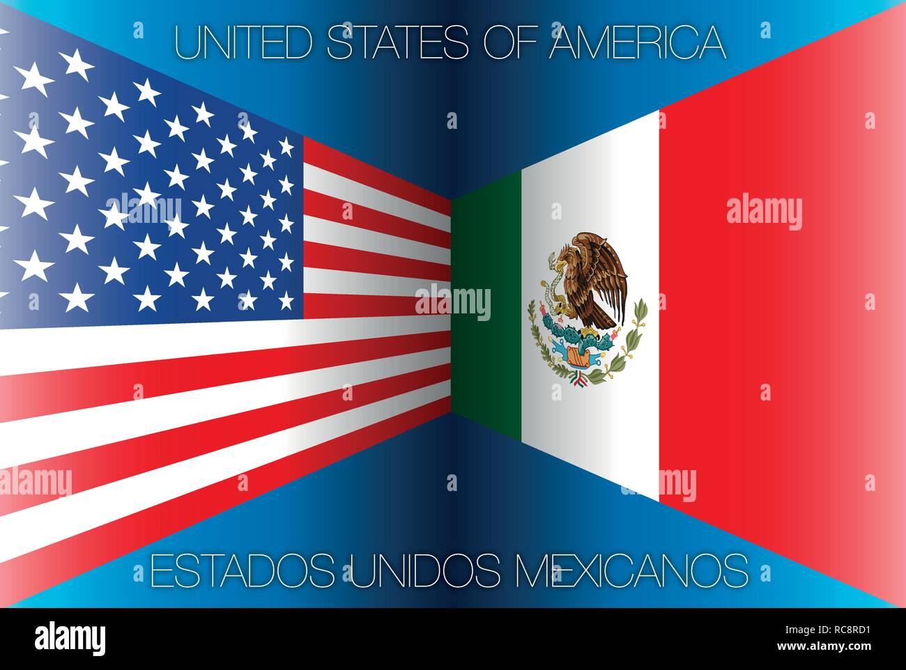 Mexico Vs United States Stock Photos Mexico Vs United States Stock