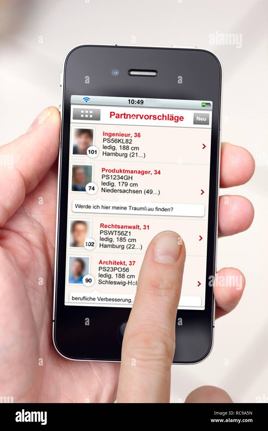 Hamburg app dating