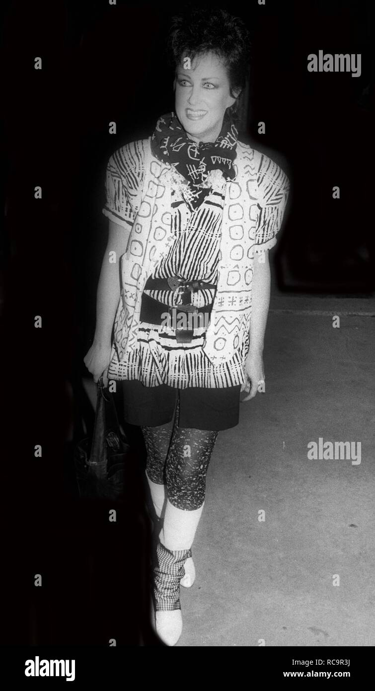 Grace Slick Undated Photo By John Barrett/PHOTOlink/MediaPunch Stock Photo