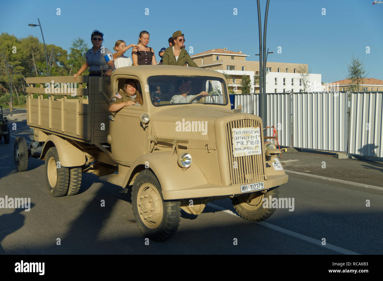 Opel Blitz High Resolution Stock Photography And Images Alamy