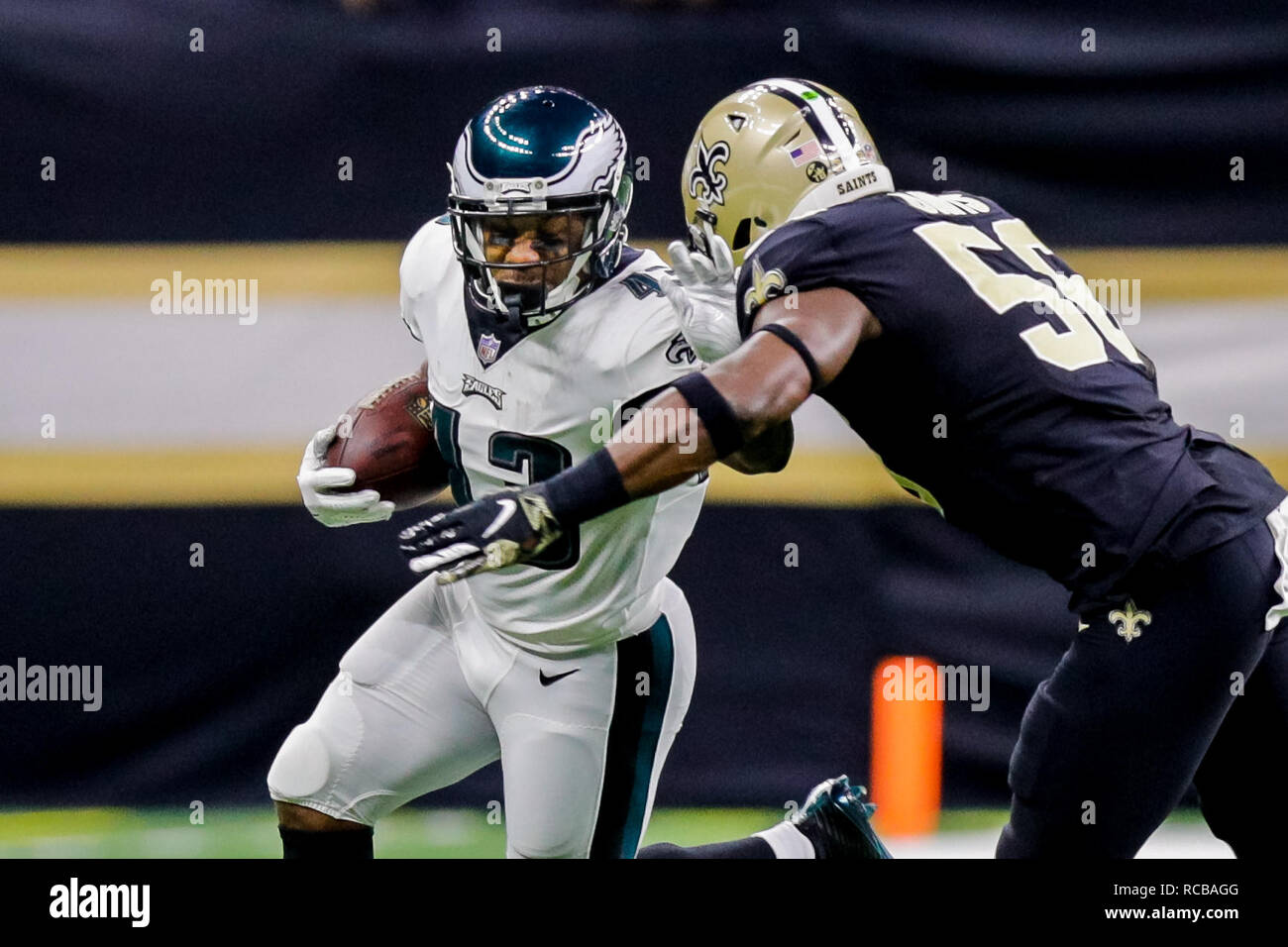 size 40 908c1 1fe42 New Orleans, LA, USA. 13th Jan, 2019. Philadelphia Eagles ...