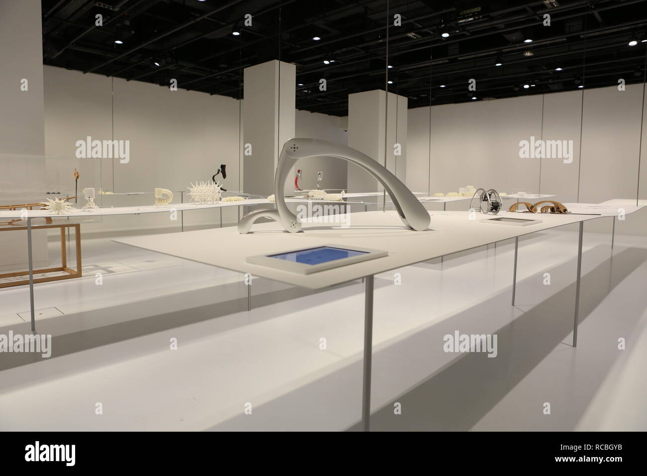 D Printing Exhibition Tokyo : Kensington london uk th jan images of prosthetics taken