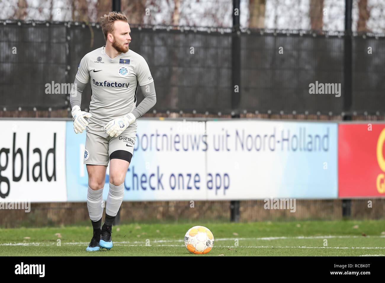 WIJDEWORMER, 15-01-2019 ,AFAS trainingscomplex Eredivisie, AZ - De