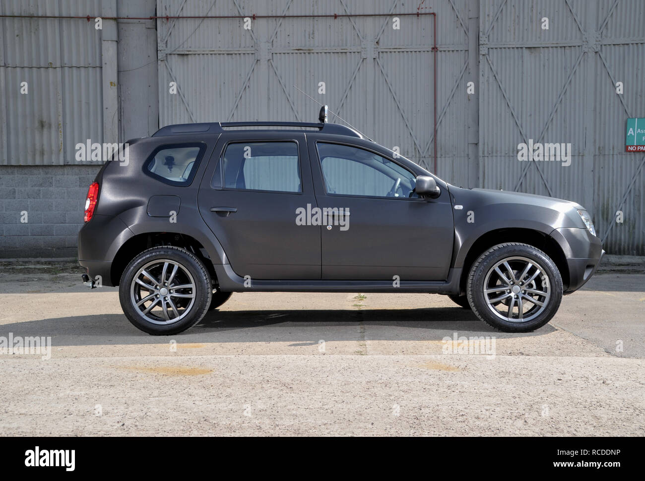 Dacia Duster Car High Resolution Stock Photography And Images Alamy