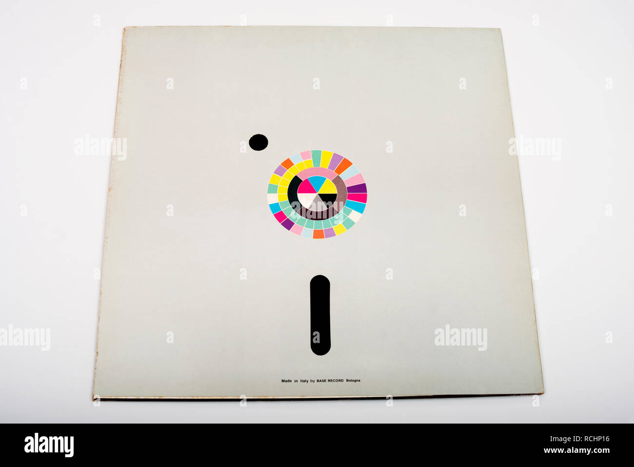 New Order Blue Monday 12 inch single record Stock Photo