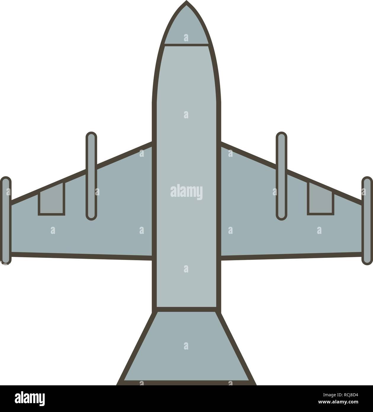 Pleasing Vector Fighter Jet Icon Stock Vector Art Illustration Vector Wiring Digital Resources Funapmognl