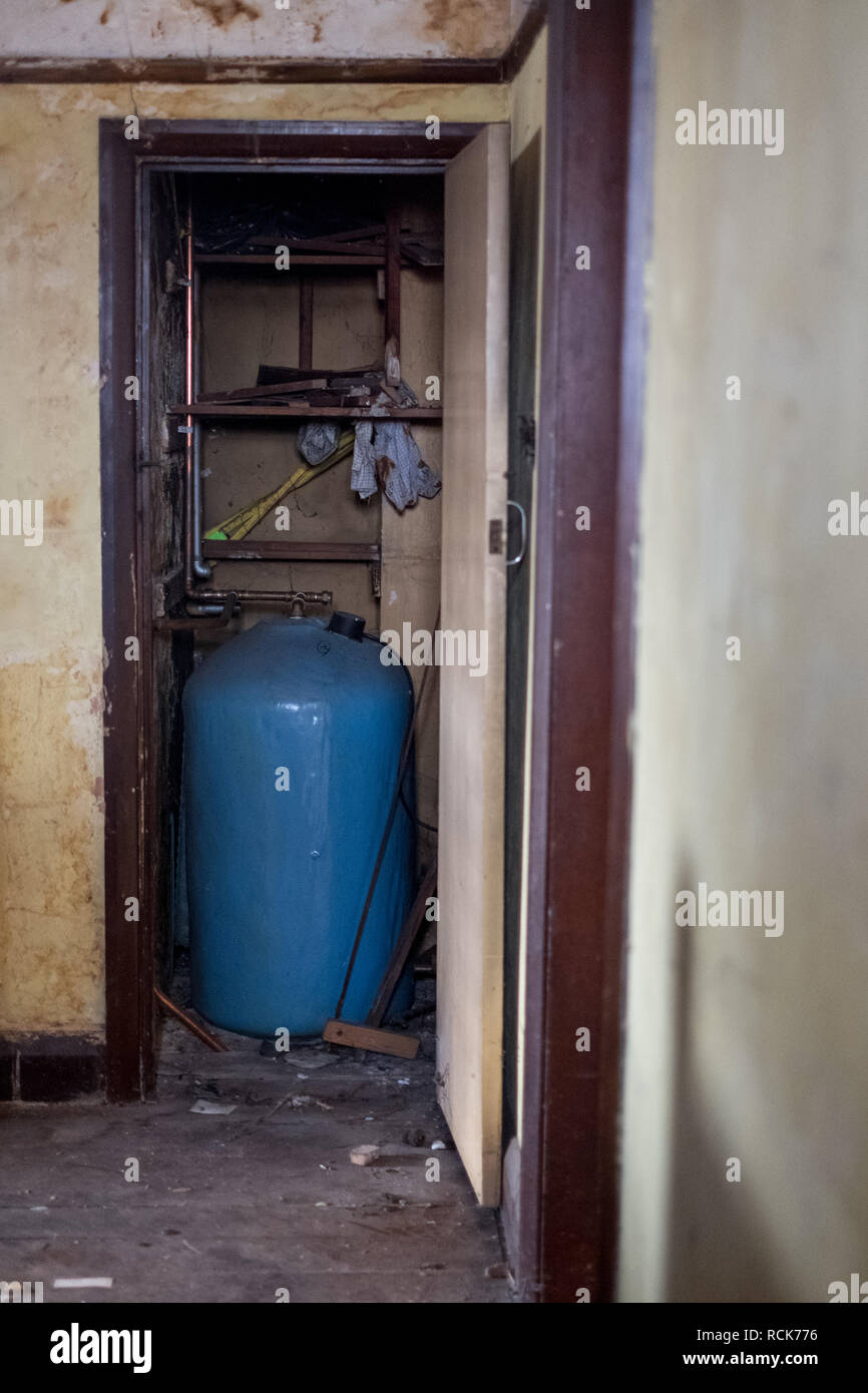 Old Water Heater Stock Photos Amp Old Water Heater Stock