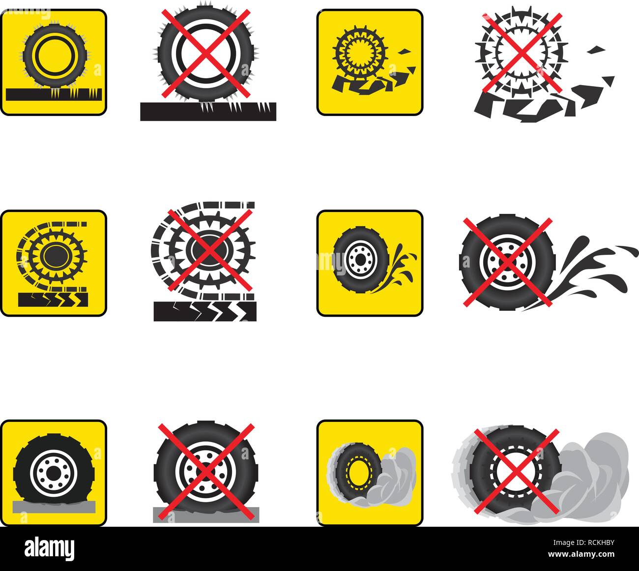 Infographics associated with transport and road surface. Vector icons. - Stock Vector