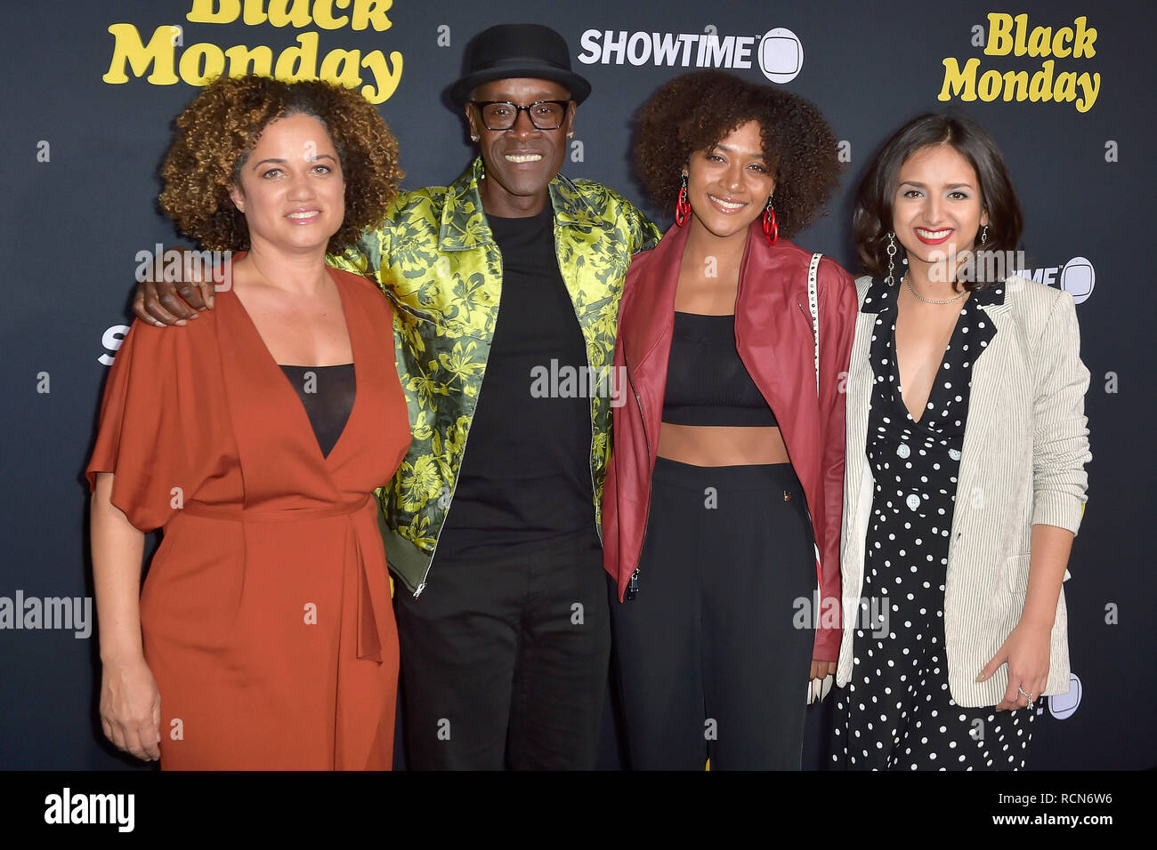 'SNL': Don Cheadle Plays Spike Lee in 'Celebrity Family ... |Don Cheadle Family 2014