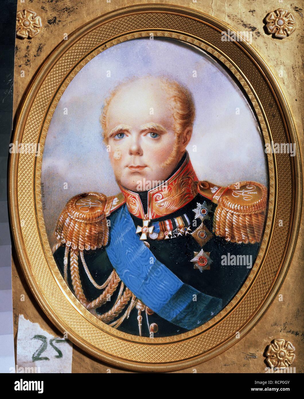Portrait of Grand Duke Constan...