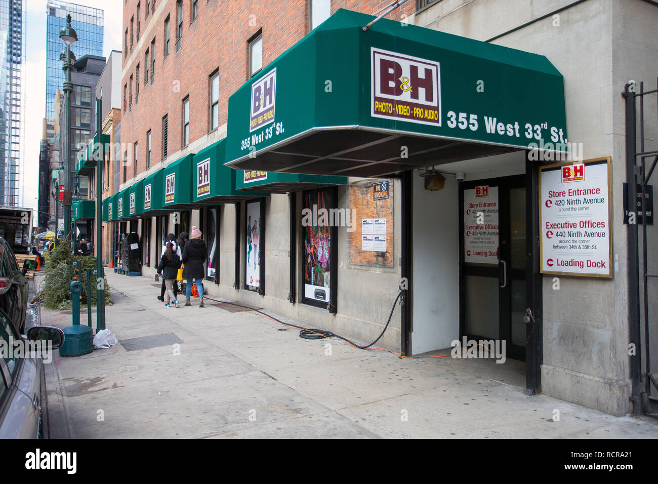 B&h Photo Store Stock Photos & B&h Photo Store Stock Images