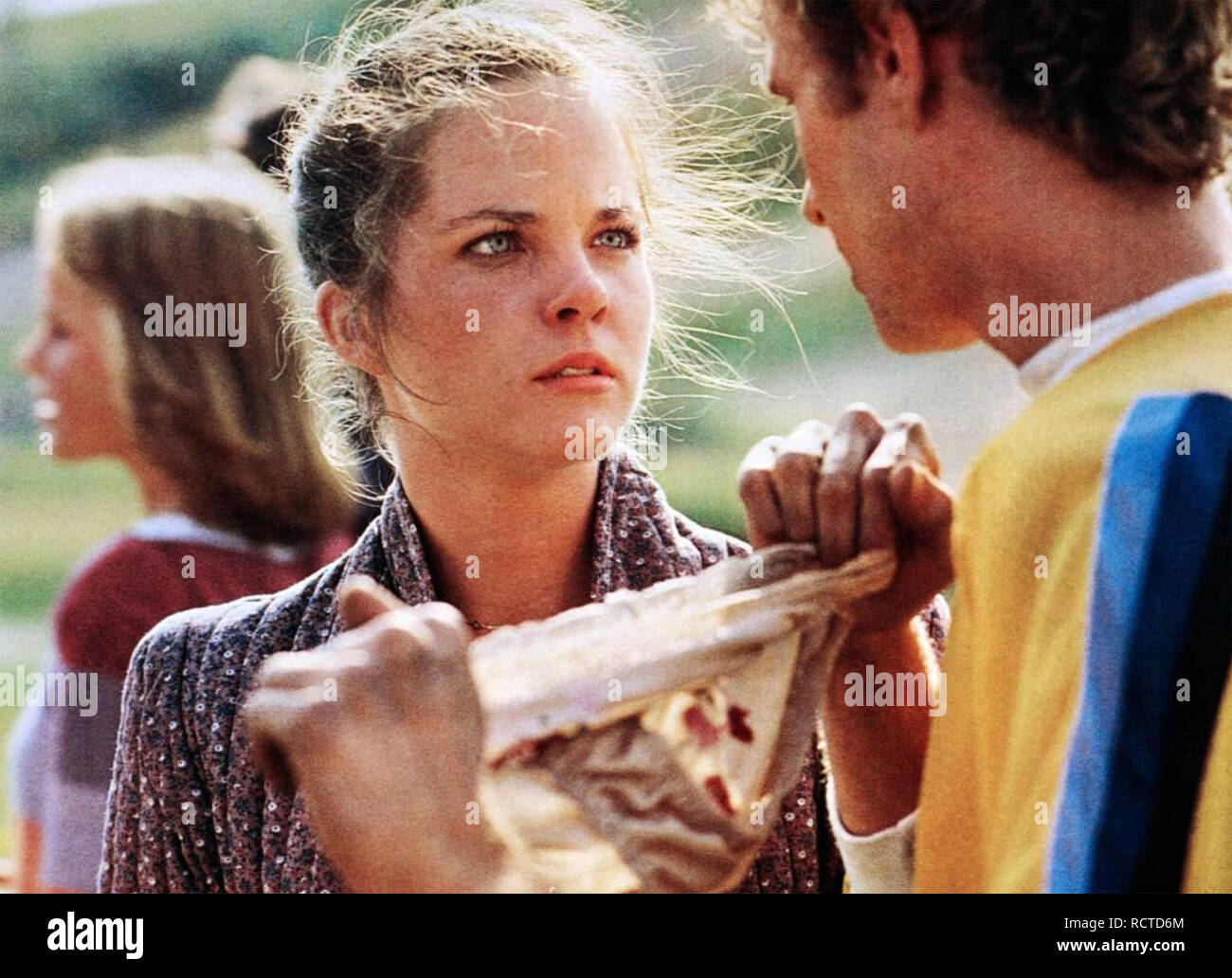 HAPPY BIRTHDAY TO ME 1981 CFDC  film with Melissa Sue Anderson - Stock Image