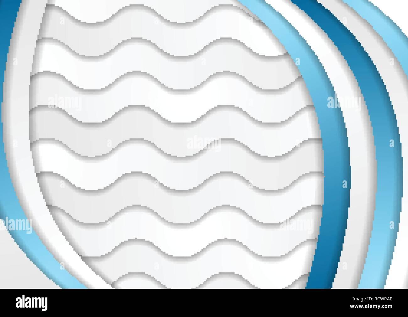 Grey Wavy Gradient Background Wallpaper Stock Photos Grey Wavy