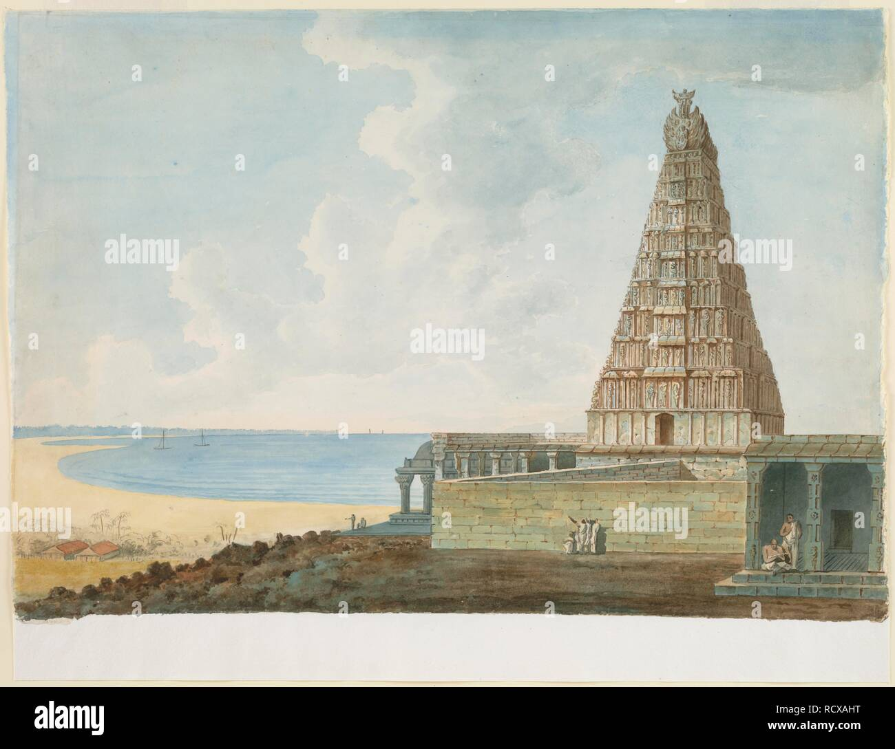 Tiruchendur Stock Photos & Tiruchendur Stock Images - Alamy