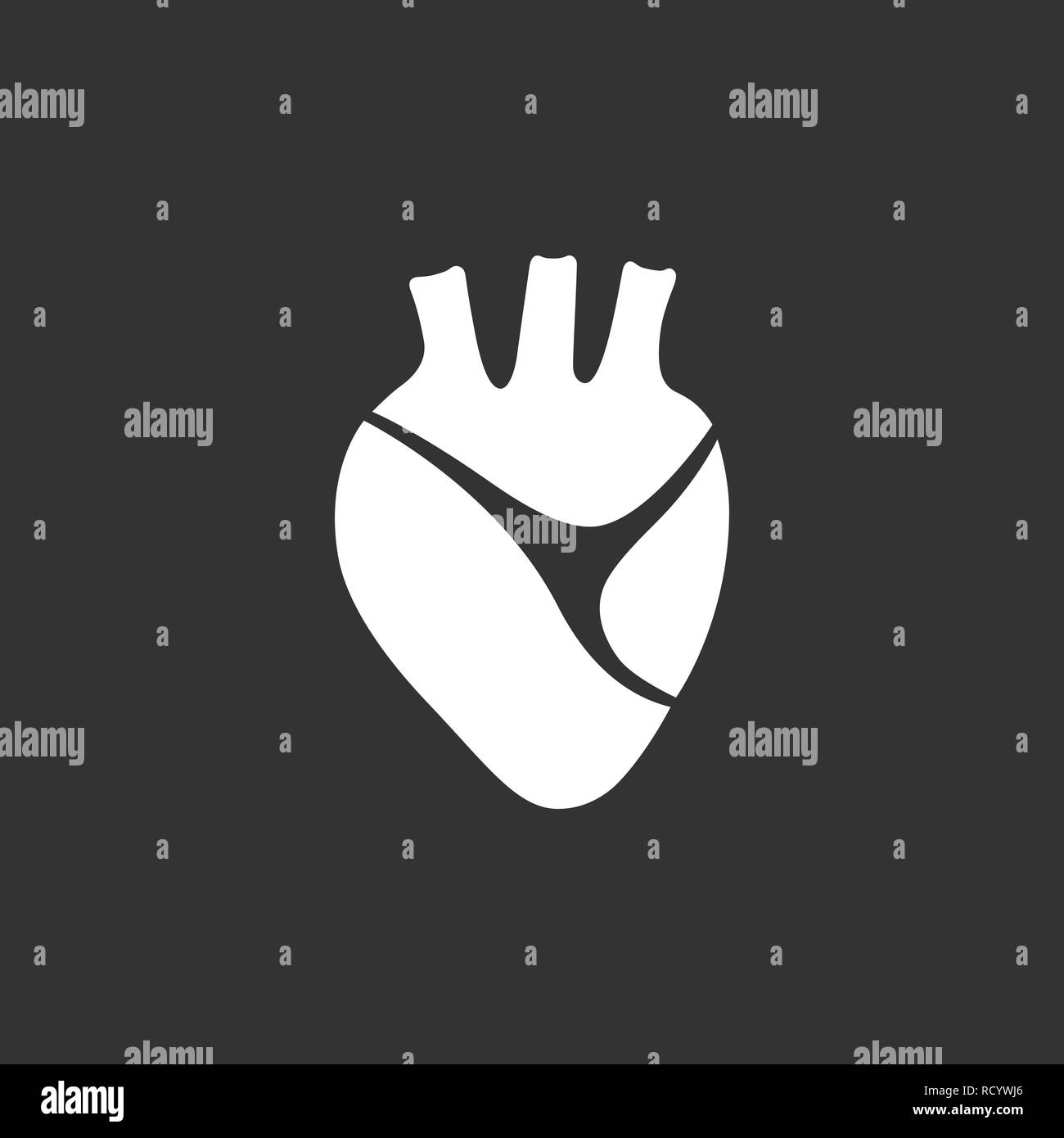 Human Heart Icon On A Black Background Vector Illustration Stock Vector Image Art Alamy Download 1,552 free human icons. https www alamy com human heart icon on a black background vector illustration image231723470 html