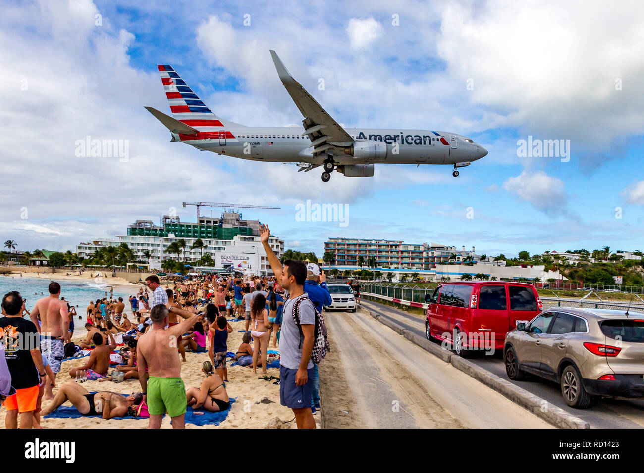Caribbean Airlines Plane Stock Photos Amp Caribbean Airlines