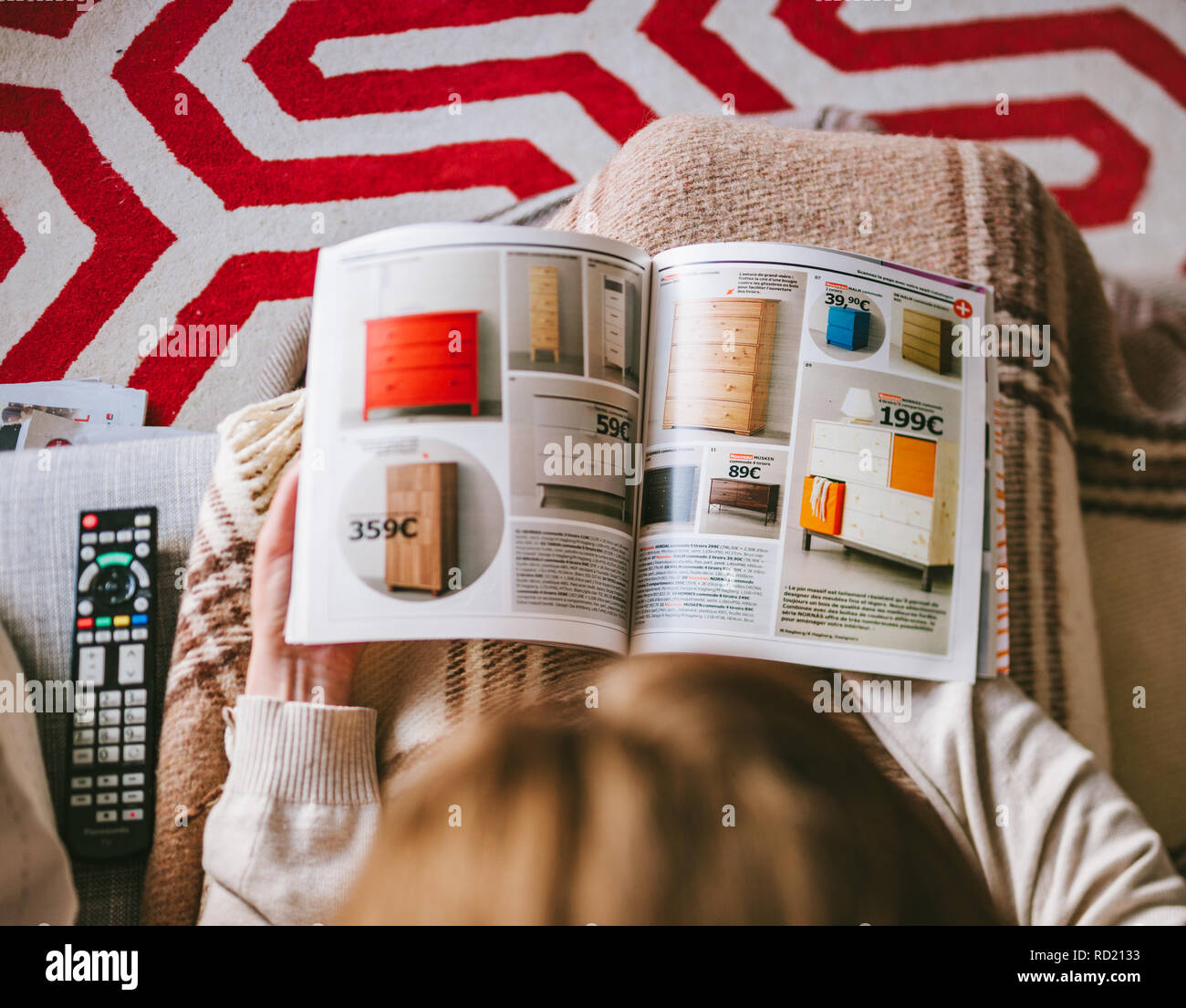 Catalogue Selling Stock Photos & Catalogue Selling Stock Images - Alamy