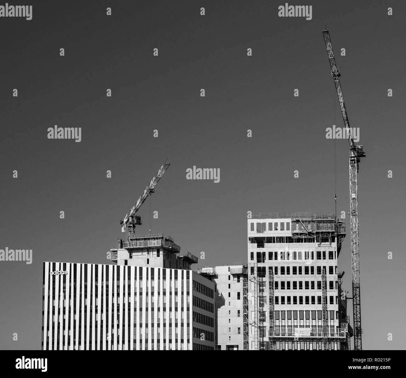7265030ed7a Adidas Sportswear Stock Photos   Adidas Sportswear Stock Images - Alamy