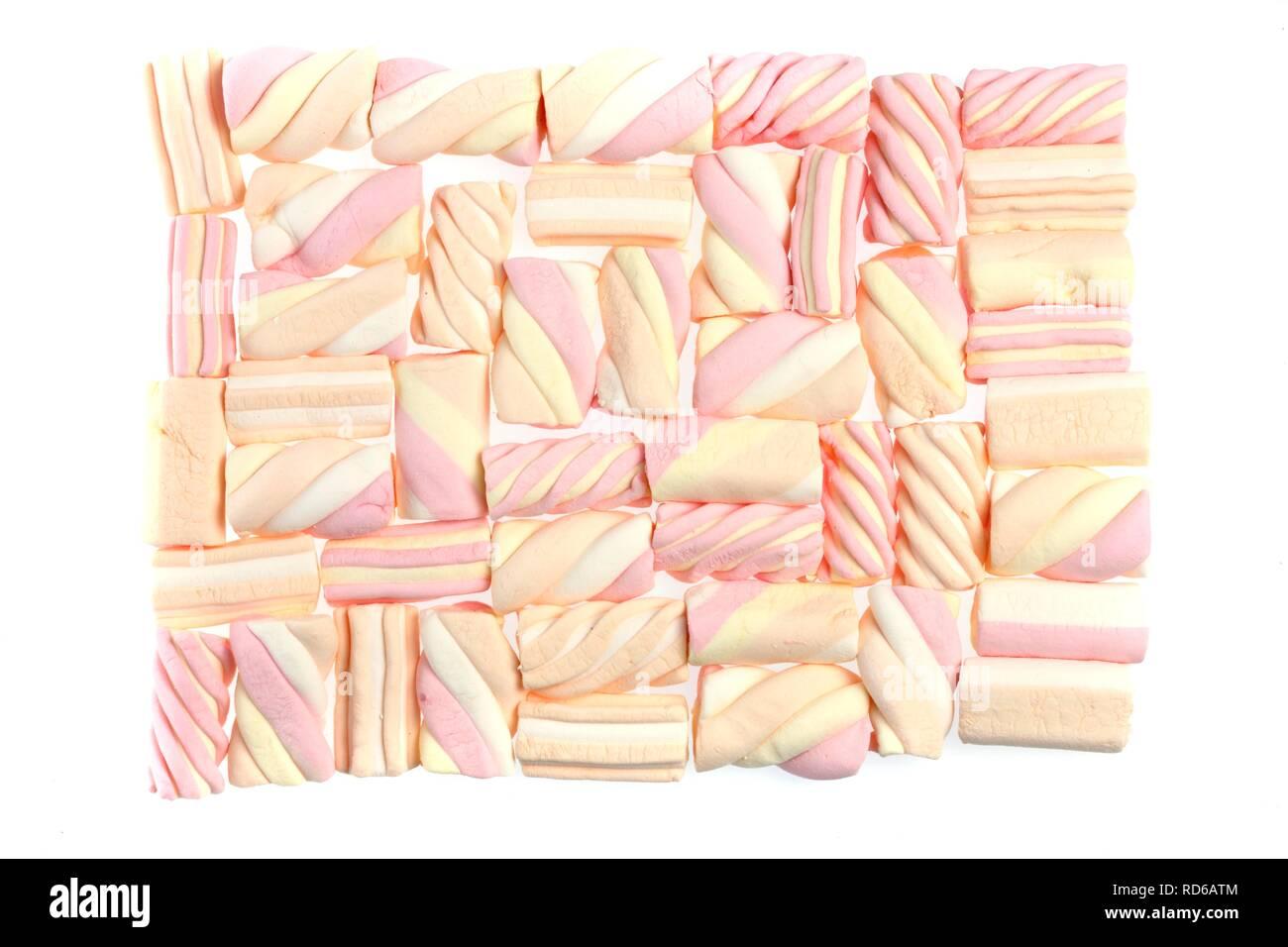 Marshmallows - Stock Image