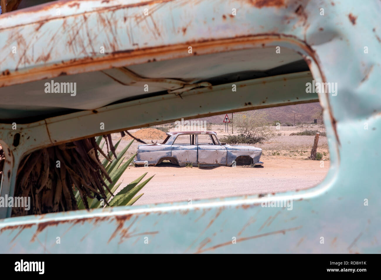 Abandoned Trucks High Resolution Stock Photography And Images Alamy