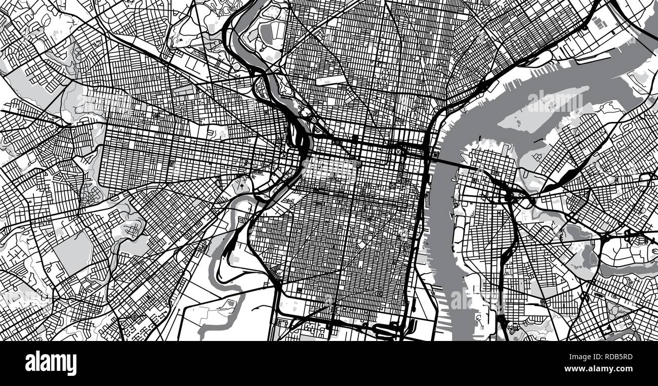 Urban vector city map of Philadelphia, Pennsylvania, United ... on fort worth america map, fort wayne america map, albuquerque america map, dc america map, baltimore america map, lima america map, pennsylvania america map, kansas city america map, vincennes america map, albany america map, boise america map, pittsburgh america map, nebraska america map, massachusetts america map, akron america map, birmingham america map, quebec city america map, newport america map, big america map, tulsa america map,
