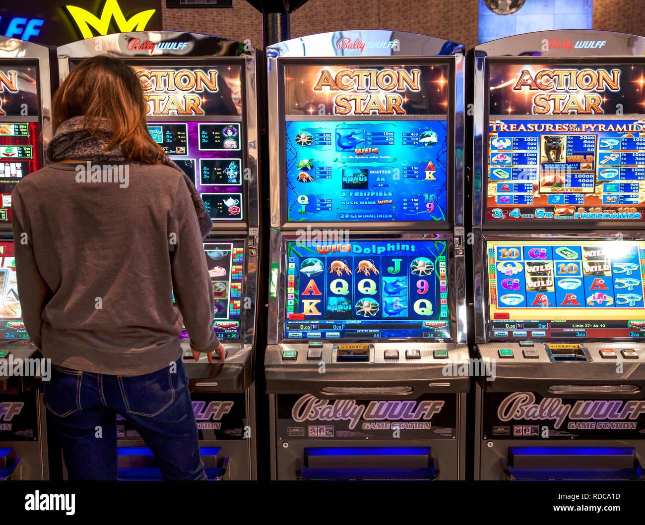 Online Kasinos QR Generator