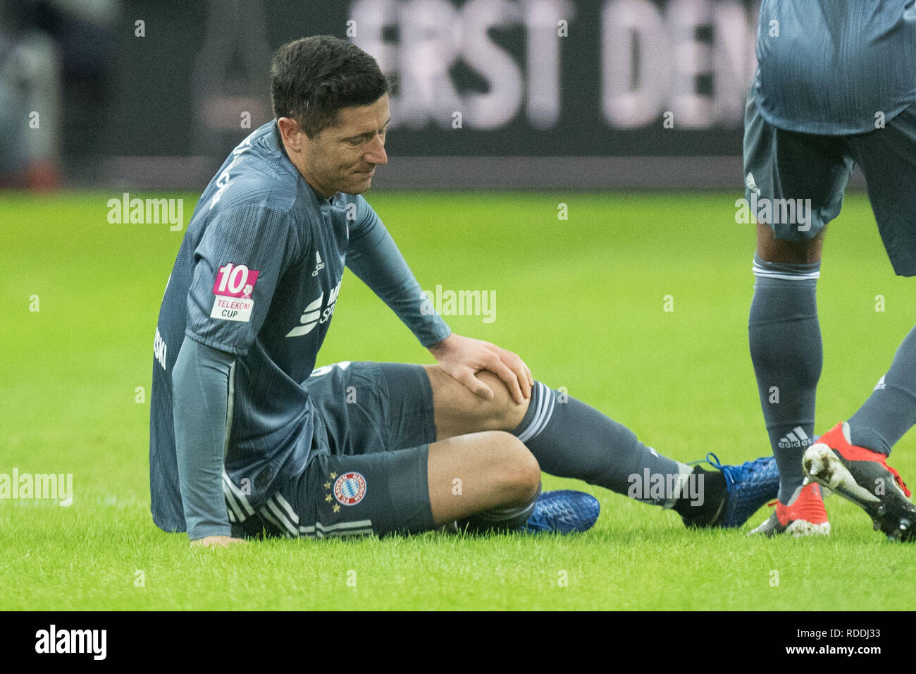 Duesseldorf Deutschland 13th Jan 2019 Robert Lewandowski M