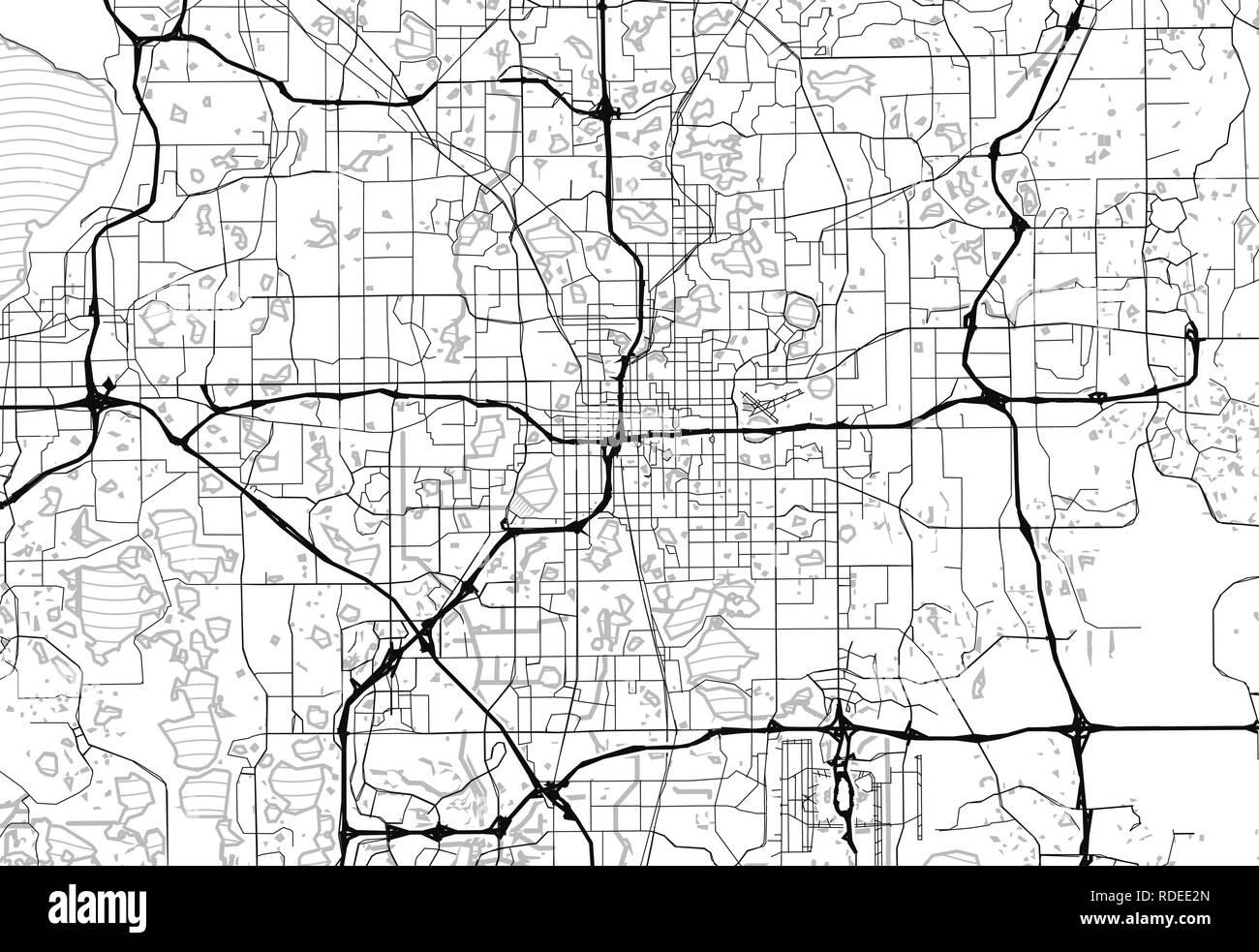 Orlando Florida On Us Map.Geography Travel Usa Florida Orlando Stock Photos Geography Travel