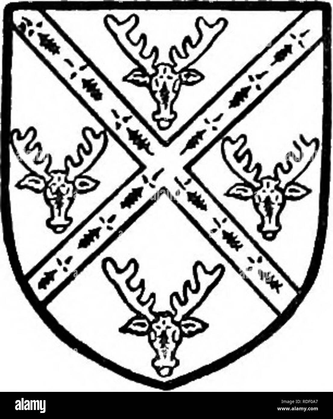 """. The Victoria history of the county of Lancaster;. Natural history. Leigh, Gules a croa engrailed argent befween four lozenges ermine^ a canton or. descended like Orrell to Mr. Roger Leigh, of Hindley Hall, AspuU. The shares of the Billinge"""" and Winstanley*' families can- not be traced satisfactorily. One of the quarters of the manor was acquired by the family of Bankes of Winstan- ley.^' Thomas and John Winstan- ley and Thomas Bispham,"""" as landowners of Billinge and Winstanley, contributed to a subsidy levied about 1556. The freeholders in 1600 were : Anderton of Birchley, Thomas B - Stock Image"""