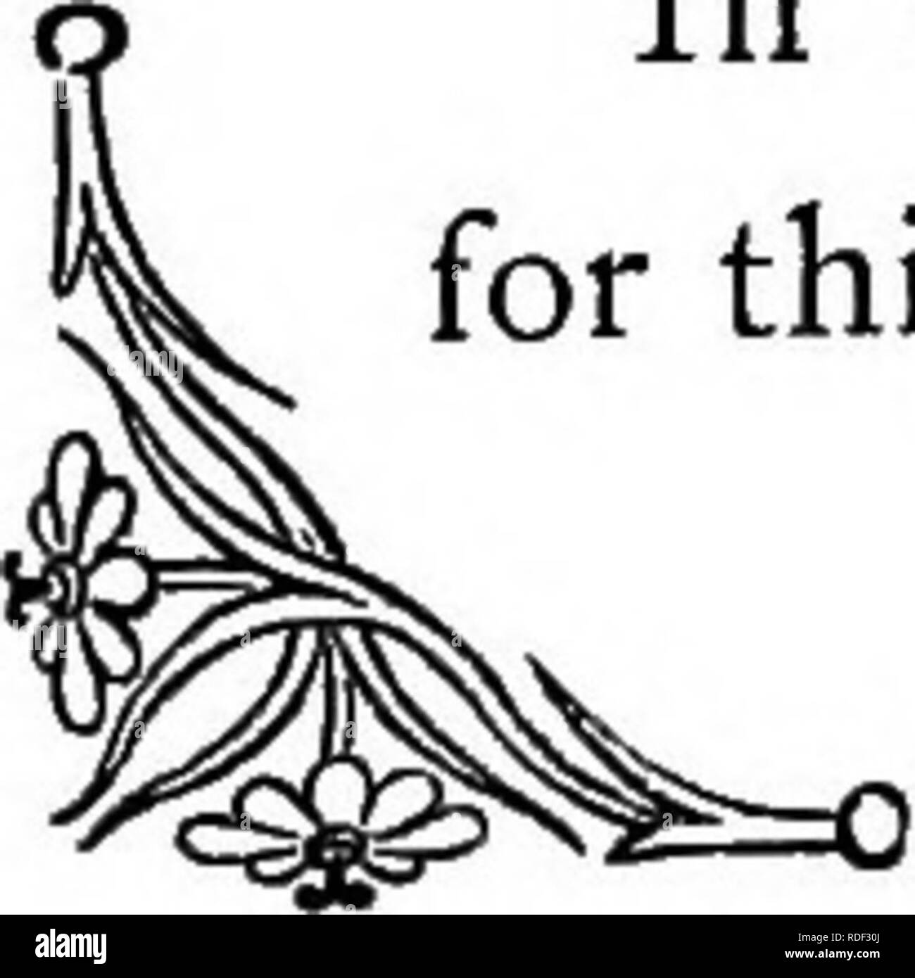 . The language of flowers: or, Floral emblems of thoughts, feelings, and sentiments ... Flower language. INTRODUCTORY PREFACE. Before the different languages which are now common among men were developed, various animate and inanimate objects were made use of instead of words, for the purpose of giving expression to thoughts. Animals, birds, and flowe*rs were emblems of individuals and their characteristics; and though sometimes erroneously assigned, they are yet very generally adopted. Lions and foxes, eagles and hawks, and an almost endless number of quadrupeds and fowls of the air, have bee Stock Photo