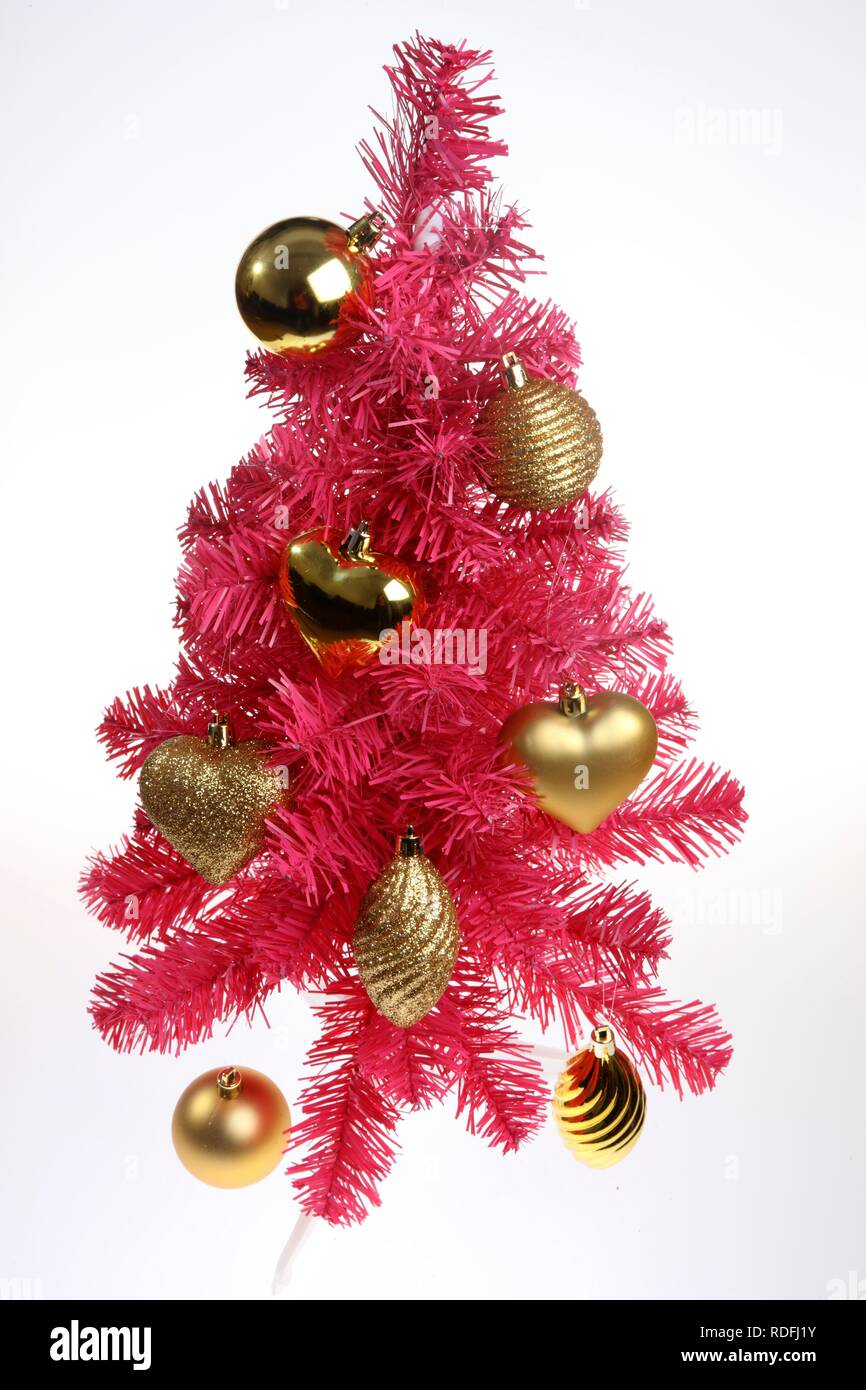 Collapsible Christmas Tree.Pink Plastic Christmas Tree Collapsible With Christmas