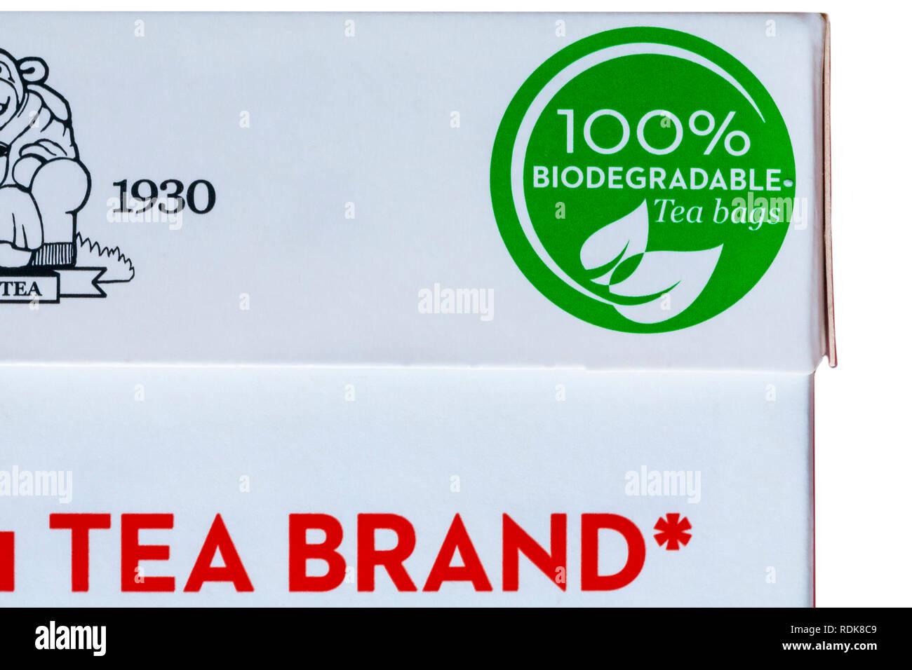 Biodegradable Logo Stock Photos & Biodegradable Logo Stock