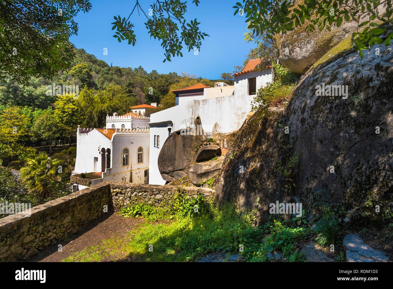 monchique spas - Stock Image