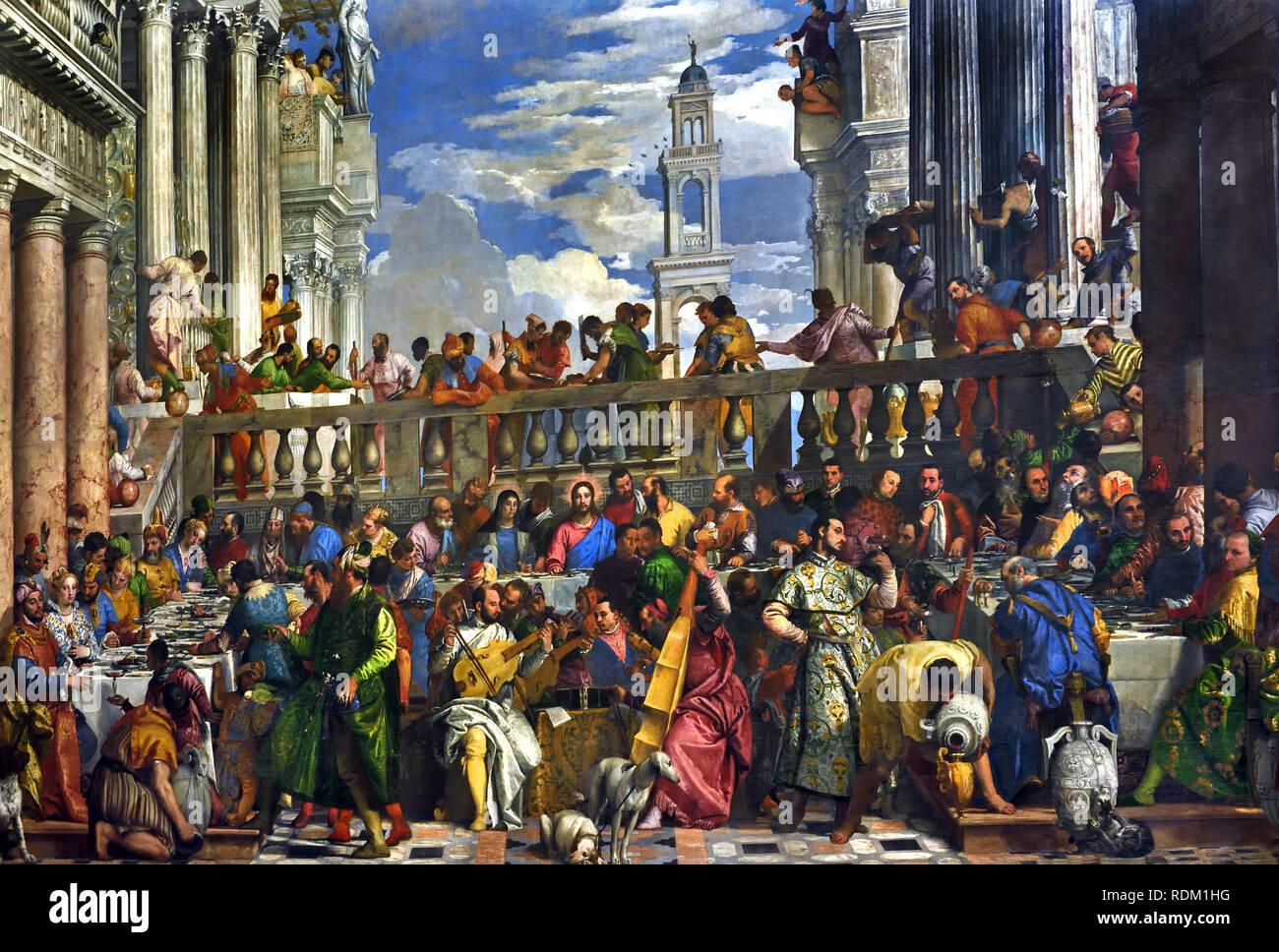 Wedding Feast At Cana.Jesus At Cana Wedding Feast Stock Photos Jesus At Cana Wedding