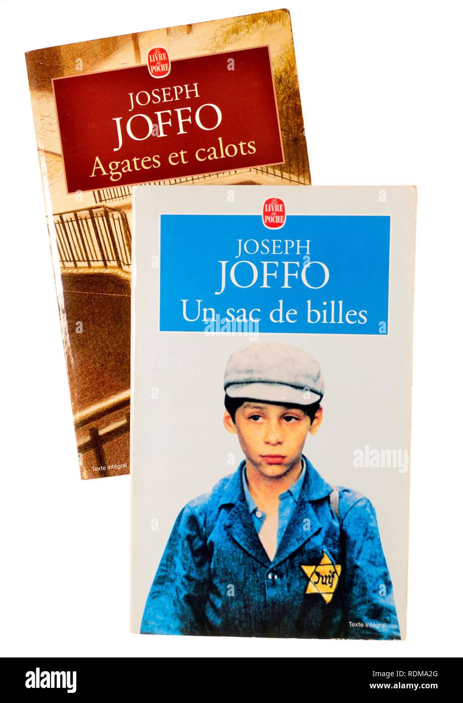 Un Sac De Billes Joseph Joffo 1973 And Agates Et Calots