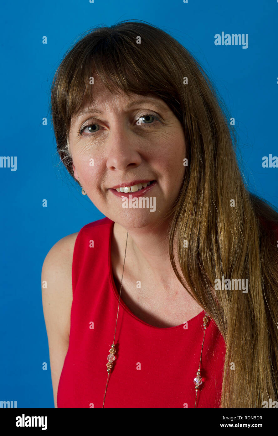 Angela Fumpson CEO of White Tiger - Stock Image
