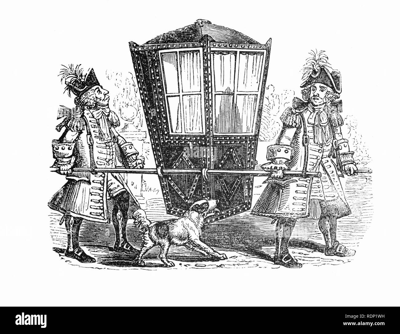 Sedan Chair High Resolution Stock Photography And Images Alamy