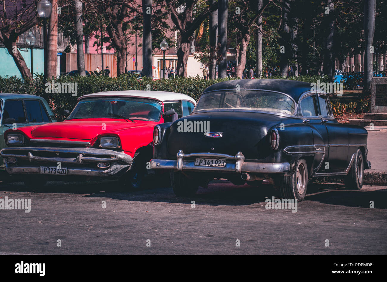 Oldtimers - Stock Image