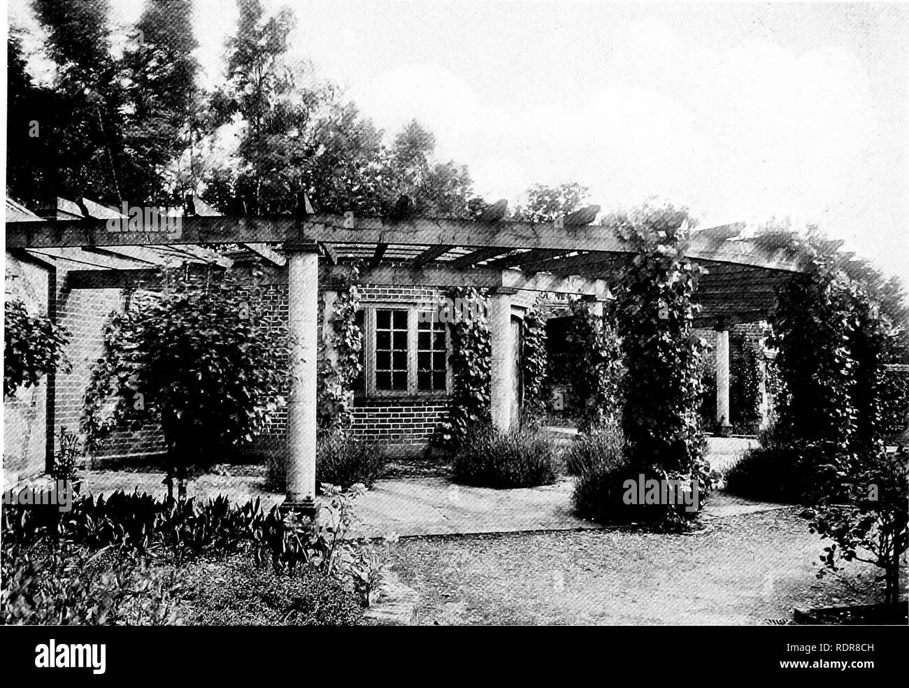 Gardens For Small Country Houses Gardens English Fig 265