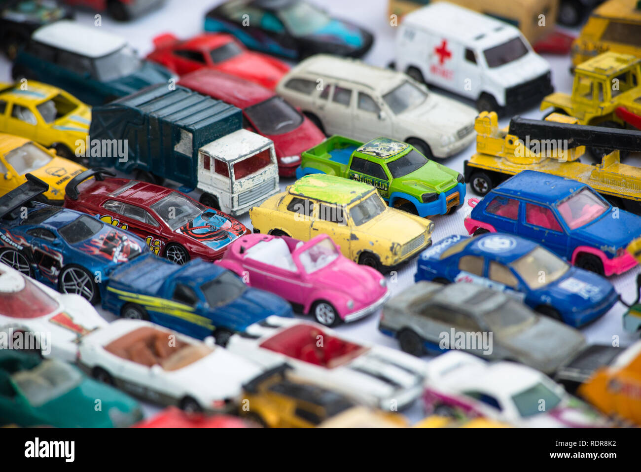 Matchbox Cars High Resolution Stock Photography And Images Alamy