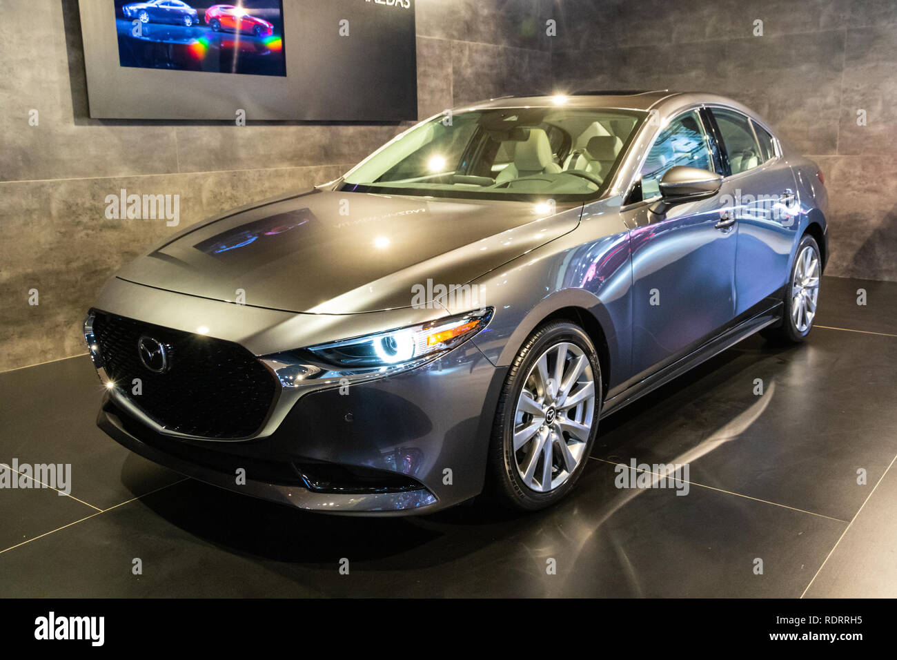 2019 Mazda3 Here S An Early Look At The Production Model Through