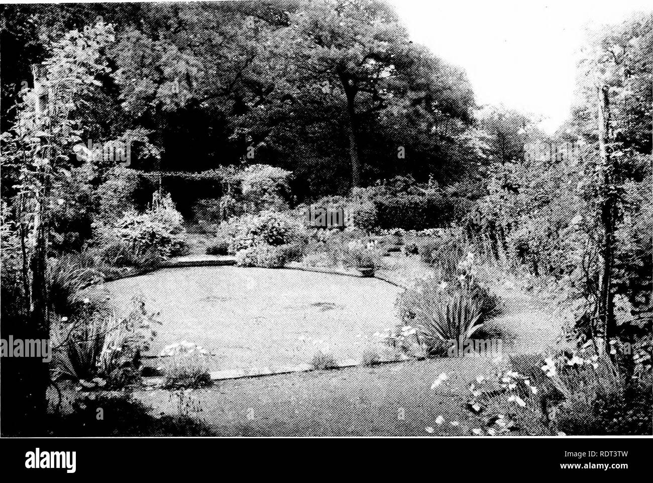Gardens for small country houses . Gardens, English. 12 ... on