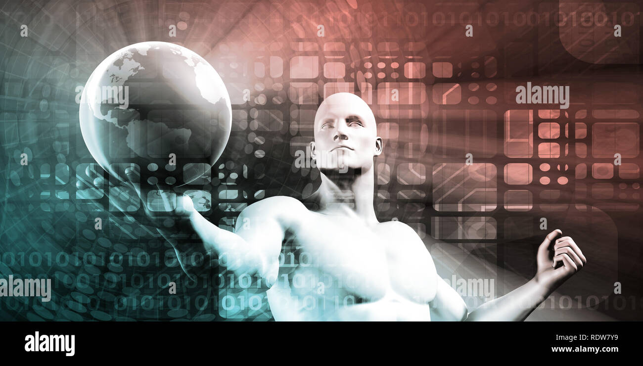 Emerging Markets and Global Trends Analytics Concept Stock Photo